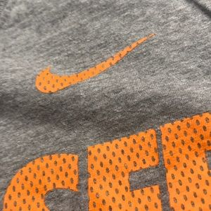 Nike Shirts - Nike Tennessee Football Shirt Size Men's Small